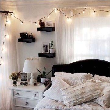 luces y accesorios para decorar dormitorios