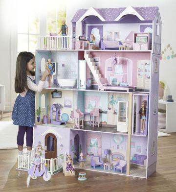 mansiones y casas de muñecas para jugar
