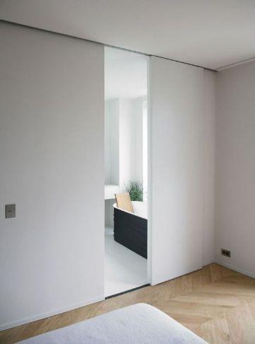 modernas puertas corredizas para interiores