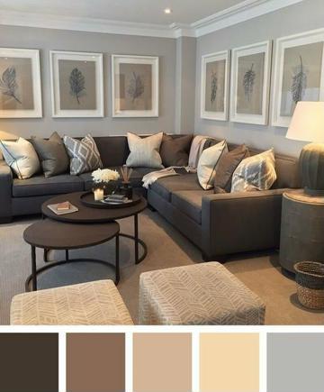 colores de casas por dentro modernas