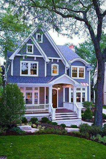 colores de casas por fuera modernos