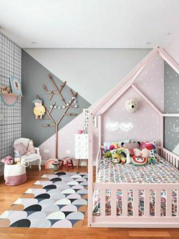 fotos de cuartos para niñas bebes