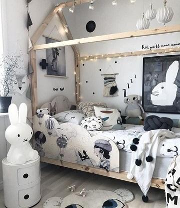 ideas para cuartos para bebes varones