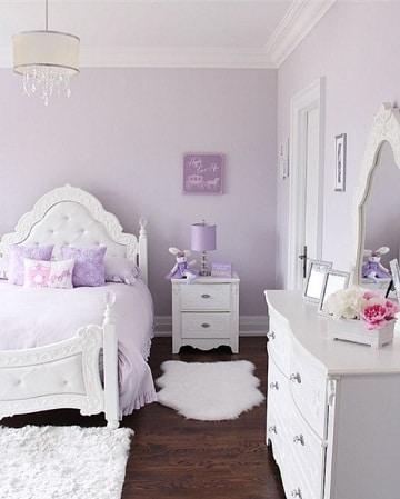 imagenes de habitaciones para niñas grandes