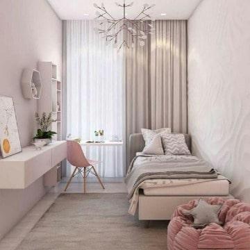 diseños de cuartos pequeños juveniles