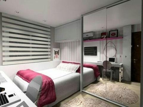 ideas de como acomodar un cuarto pequeño