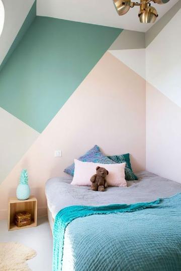 ideas de decoracion de paredes con pintura
