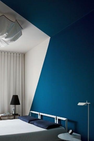 imagenes de decoracion de paredes con pintura