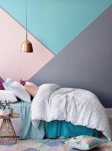 imagenes de diseños para paredes de cuartos