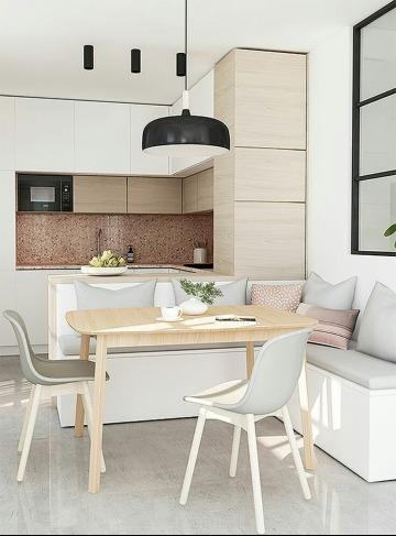 Creativos muebles para cocina peque a en 2019 como - Muebles para habitacion pequena ...