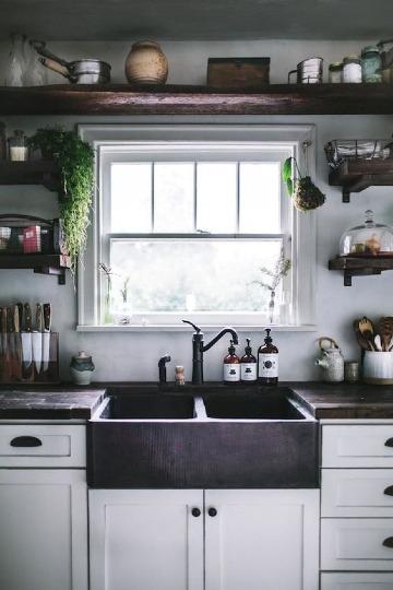 como organizar una cocina pequeña paso a paso