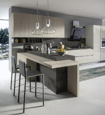 decoracion de cocinas modernas y elegantes
