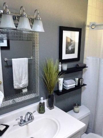 imaganes de decoracion de baños pequeños