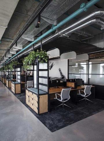 imagenes de diseño de oficinas modernas