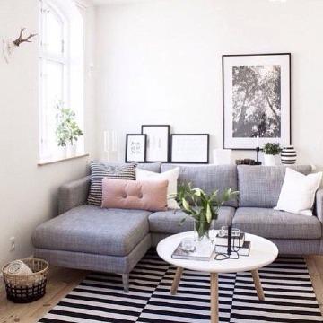 imagenes de muebles para sala pequeña