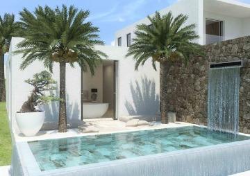 lujosas casas pequeñas con piscina
