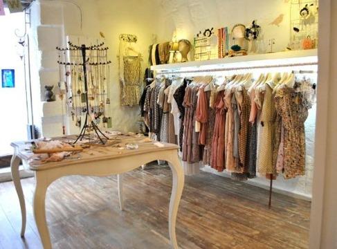 modelos de tienda de ropa pequeña