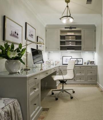oficinas modernas pequeñas en casa