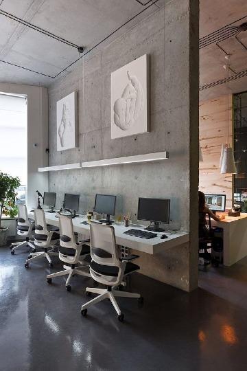 originales diseño de oficinas modernas
