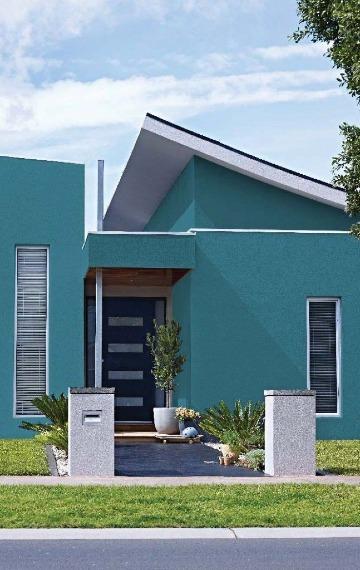 colores para exteriores de casa grande