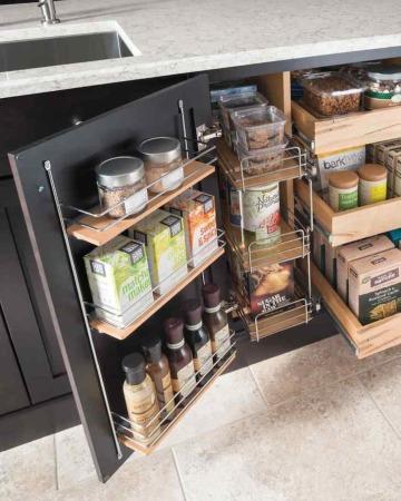 como organizar la cocina y ganar espacio