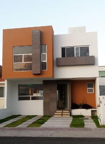 fotos de colores para exteriores de casa