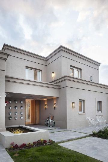 fotos de diseños de fachadas de casas