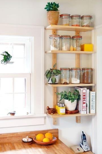 ideas de como organizar la cocina