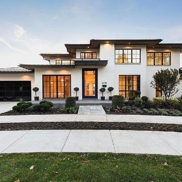imagenes de fachadas de casas grandes