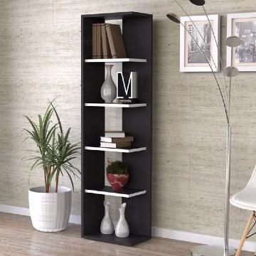 libreros de melamina modernos para sala