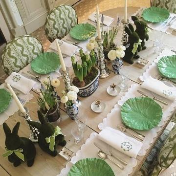 modelos de centros de mesa de comedor