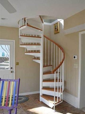 modelos de escaleras para casas pequeñas modernas