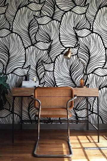 modelos de paredes pintadas con diseños