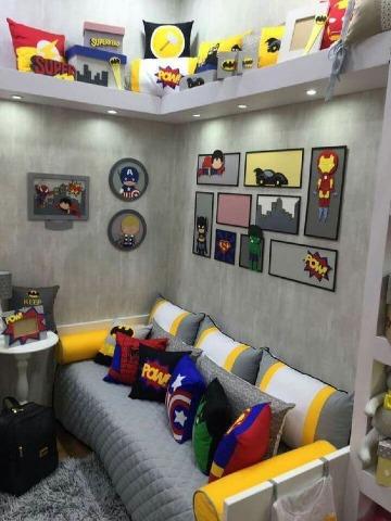 decoracion de cuartos para niños varones comics