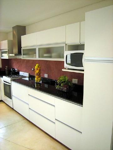 diseños de muebles de cocina en melamina modernos
