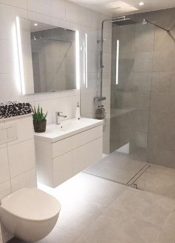 economica decoracion de baños pequeños y sencillos
