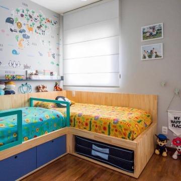fotos de habitaciones para niños en espacios pequeños