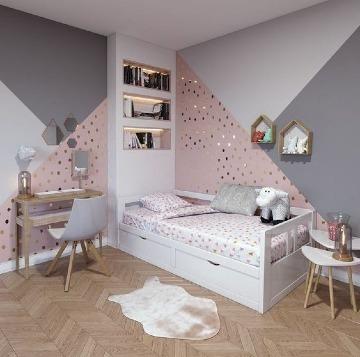 ideas de decoracion de cuartos para señoritas