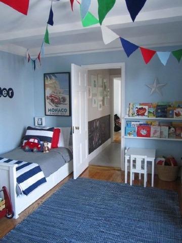 imaganes de decoracion de cuartos para niños varones