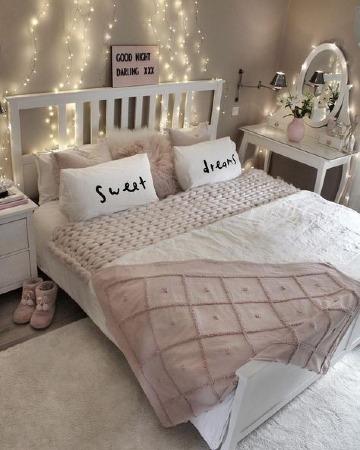 imagenes de decoracion de cuartos para señoritas