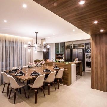imagenes de diseños de cocinas comedor
