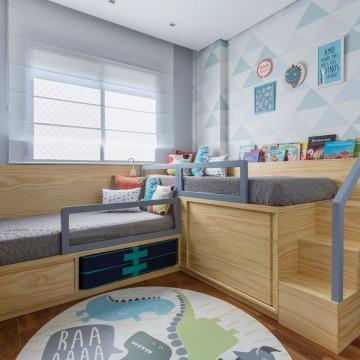 imagenes de habitaciones para niños en espacios pequeños