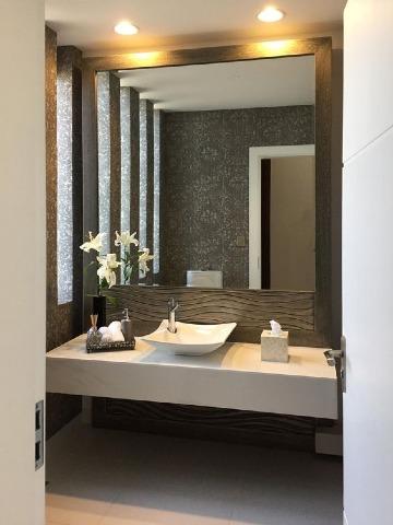 modelos de espejos para baños grandes