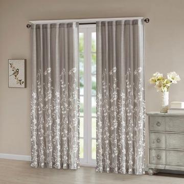 como hacer cortinas decorativas para sala modernas