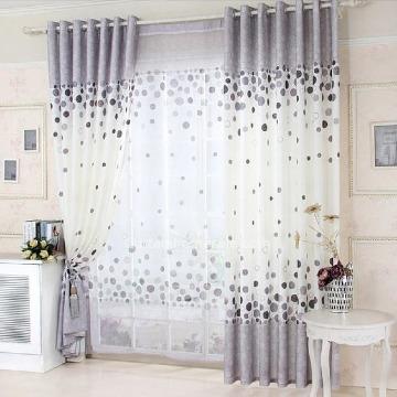 diseños de cortinas decorativas para sala modernas