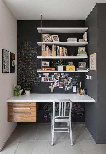 imagenes de como organizar una oficina pequeña