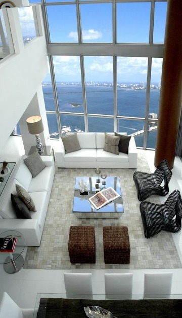 lujosos departamentos estilo minimalista