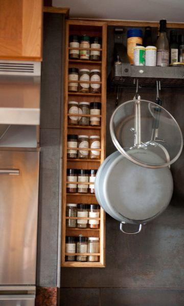 decoracion de cocinas pequeñas y economicas organizadores