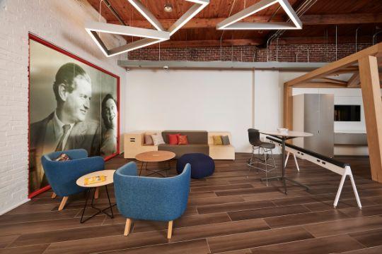 decoracion de interiores para negocios modernos