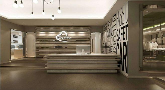 decoracion de interiores para negocios recepcion